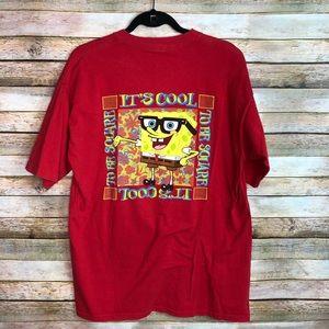 Spongebob Squarepants Vintage Nickelodeon 2002